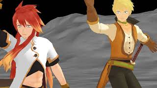 Download Video Tales of the Abyss Luke and Guy - monster (MMD) MP3 3GP MP4