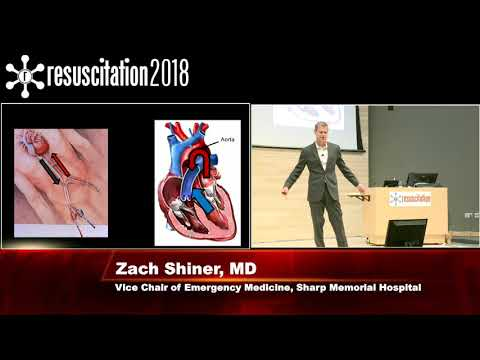 Making ECPR a Reality in Your ED Zach Shinar, MD. Resuscitation 2018