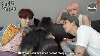 Gambar cover [ENG] 190523 [BANGTAN BOMB] The day when '김연탄(KimYeonTan)' came to the broadcasting station - BTS