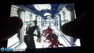 Dead Space for iPhone iPod Touch iOS Gameplay Horror Game