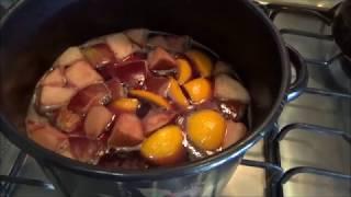 Суп осенний . Глинтвейн – напиток для влюбленных и замерзающих