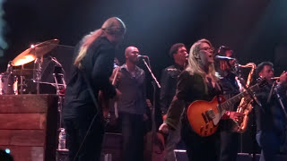 You Don't Know How It Feels into Let's Go Get Stoned - Tedeschi Trucks Band 10/13/17