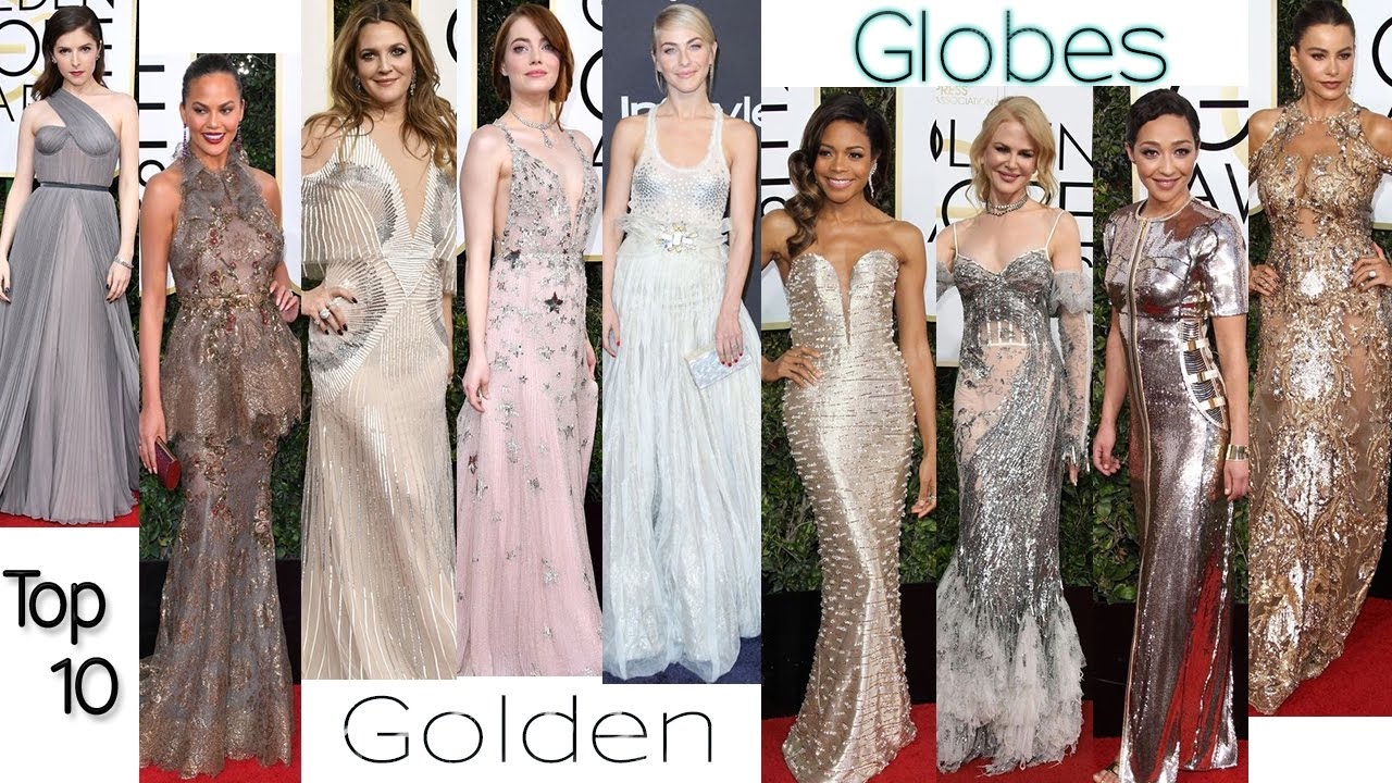 Golden Globes Mery Top 10 Best Facts Of Fashion And Beauty