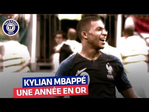 L'année extraordinaire de Kylian Mbappé