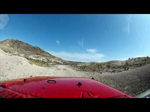 Big Bend National Park - Black Dike to Gauging Station