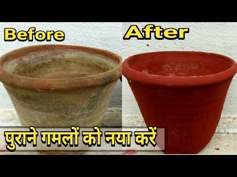 Best Way To Paint Terracotta Pots