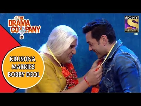 The Drama Company | Krushna Marries Bobby Deol | Best Moments