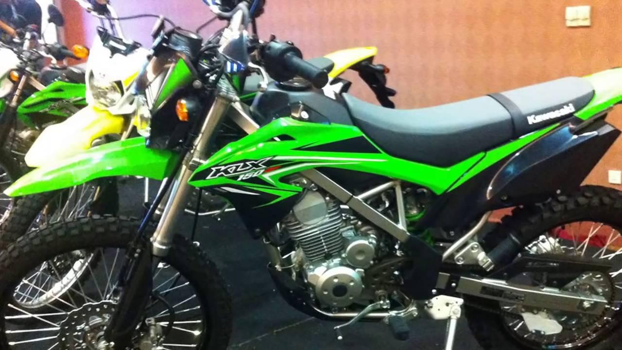 New Kawasaki KLX 150 Series 2016