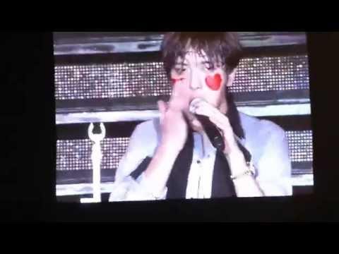YongHwa - You've Fallen For Me [ Hong Kong 19-03-15]