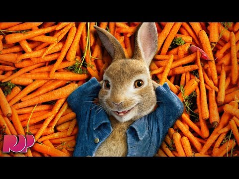 Why Are Parents Boycotting The New 'Peter Rabbit' Movie?