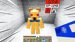 NON ABBRACCIARE QUESTO ORSETTO!! - Minecraft SCP 1048