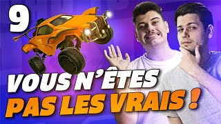 IL PENSE QU'ON EST DES FAKES ?? | ROAD TO TOP 100 2V2 | S2E9 (ROCKET LEAGUE FR)
