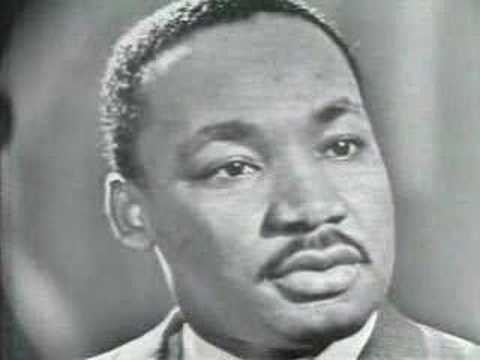 Dr. King: Nonviolence is the Most Powerful Weapon