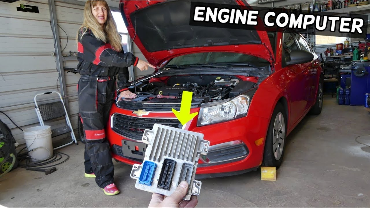 Engine Computer Ecu Replacement Chevrolet Cruze Sonic Engine Ecu