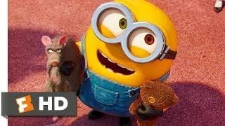 Minions - The Minions Meet Gru Scene | Fandango Family