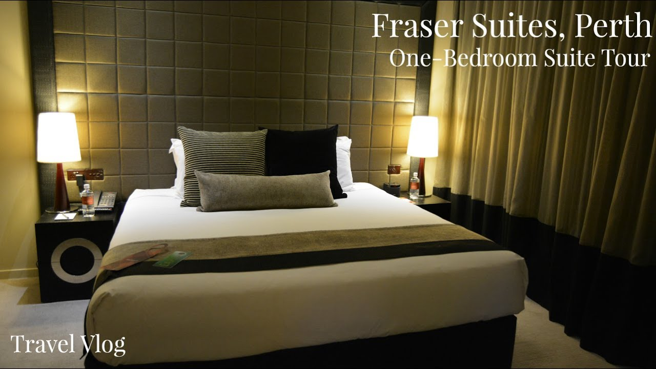 Fraser Suites One Bedroom Suite Tour Perth Five Star