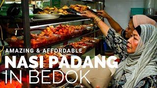 This Nasi Padang stall is a hidden gem at Bedok