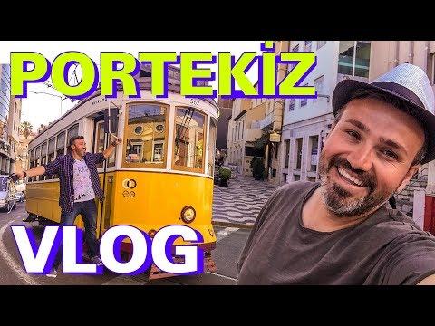 Portekiz'de Mutlaka Görülmesi Gereken 10 Yer / Vlog / Nerede Kalınır / Ne Yenir / Lizbon Turu