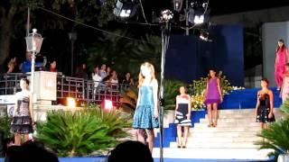 Fashion Show in Sorrento, Italy Thumbnail