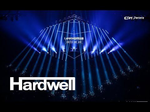 I Am Hardwell [Drops Only] @ Ziggo Dome 2015 - United We Are World Tour | Throwback Thursday