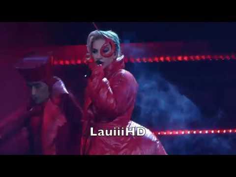 Lady Gaga Performing Satanic Rituals in Antwerp, Belgium 22.01.2018 FULL HD