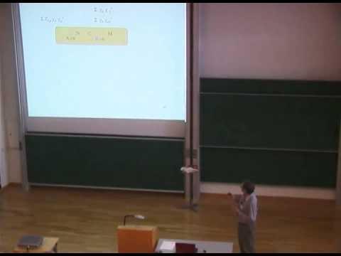 Algebraic Quantum Field Theory | Talk by David E. Evans