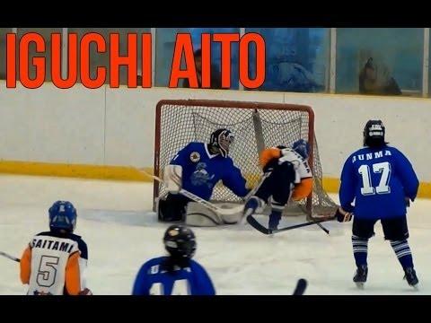 10 Year Old Japanese Hockey Dangler Iguchi Aito Game Highlights