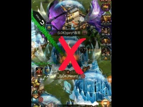 Clash Of Kings - GAME ON - Burn 180 Million Power