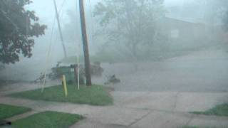 Battle Creek,MI 5-29-2011 Storm