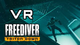 FREEDIVER: Triton Down | Launch Trailer | Available Now on Oculus and Steam