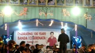Banda 12 Sasmuan, Pampanga- Orpheus Overture