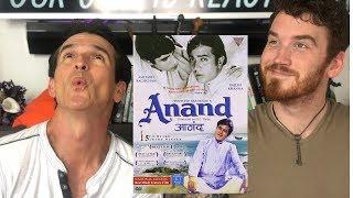 ANAND | Rajesh Khanna | Amitabh Bachchan | Trailer REACTION!!!