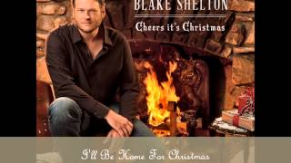 I'll Be Home For Christmas by Blake Shelton (Album Cover) (HD)
