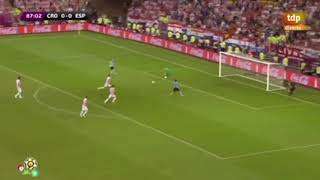 UEFA NATIONS LEAGUE. ESPAÑA-CROACIA. Precedentes