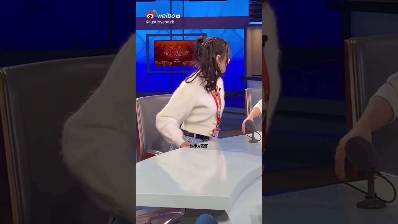 Dilraba As The Spokesperson For Beijing Tv Chinese New Year Gala Youtube