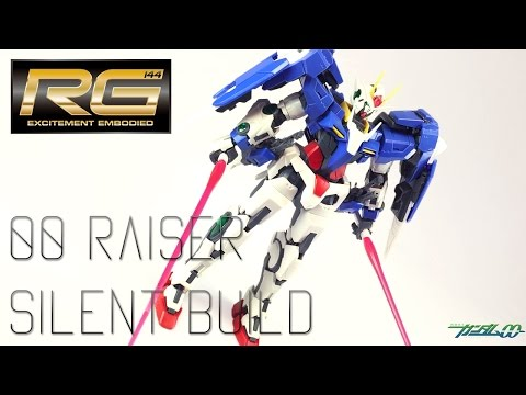 Silent Build - RG 00 Raiser Part 1