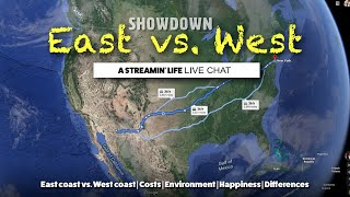 Live Chat: Camping in the East VS the West