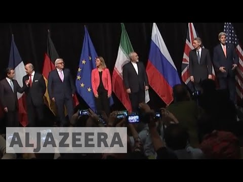 Iranian Americans discuss US-Iran ties two years after nuclear deal