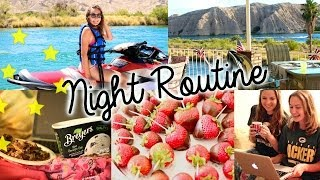 Night Routine: Summer Edition! Thumbnail