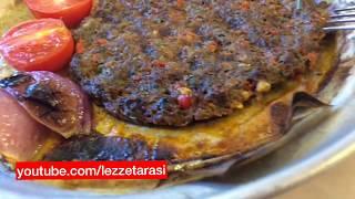 HATAY KAĞIT KEBABI PÖÇ KASABI Sokak Yemekleri Türkiye Street Food Turkey