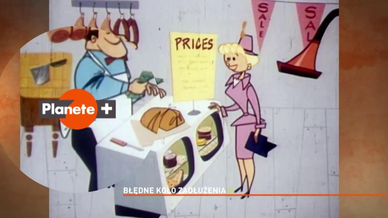 Błędne koło zadłużenia (zwiastun PLANETE+) - YouTube