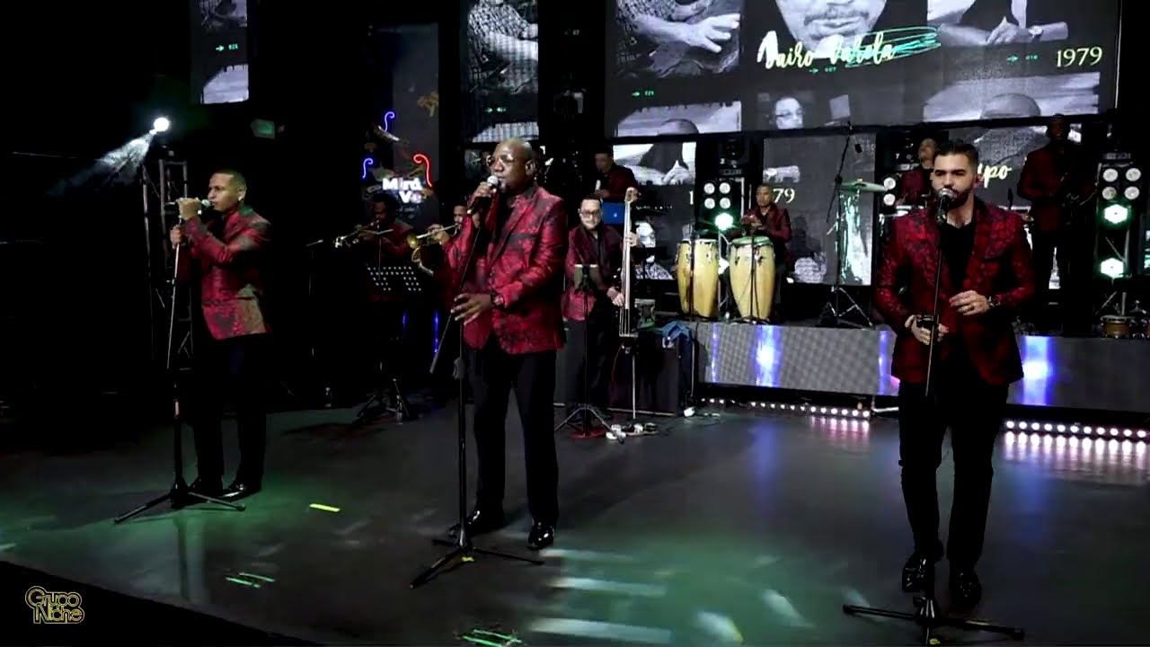 Grupo Niche - Una Aventura (En vivo - Bogotá)