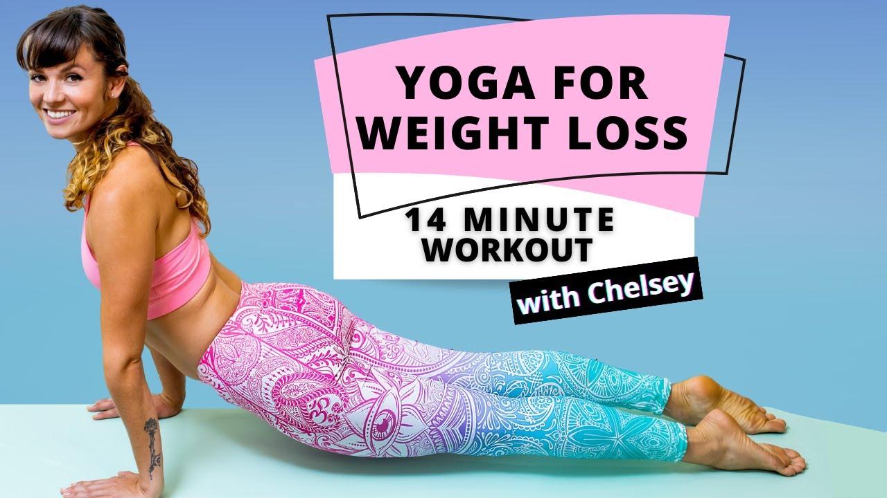 Quick Yoga Workout for Weight Loss, Fat Burning & Strength | Full Body Yoga Flow Class, Sharklet Mat