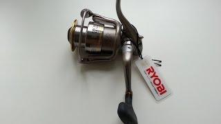 рыболовная катушка RYOBI EXCIA 3000 хороший выбор для джига