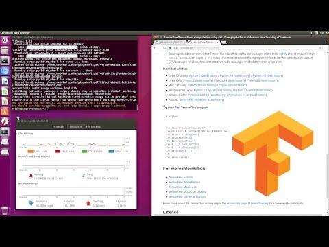 Build TensorFlow on NVIDIA Jetson TX1 Development Kit