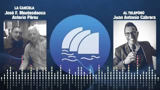 La Cancela - Juan Antonio Cabrera se declara en directo