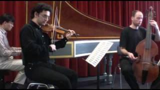 Dietrich Buxtehude-Triosonate Nr.5 in C-dur, BuxWV256, 5. Adagio 6. Allegro