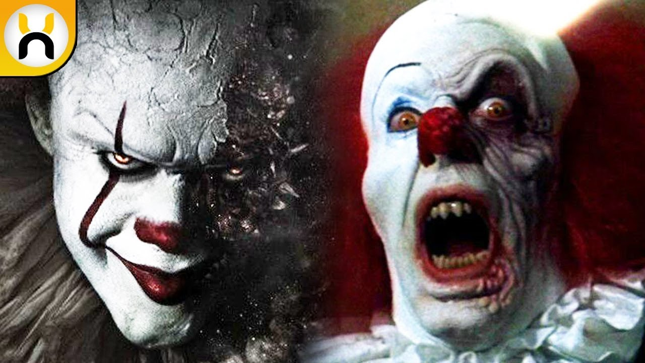 How Pennywise Secretly Survived Stephen King S It Youtube