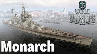 MONARCH - World of Warships
