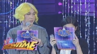 It's Showtime Miss Q and A: Anne feels bad for her joke